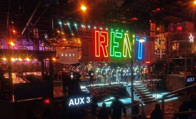 "A Glimpse Behind the Scenes of TV's Award-Winning ""Rent: Live"" with Harshita Reddy"