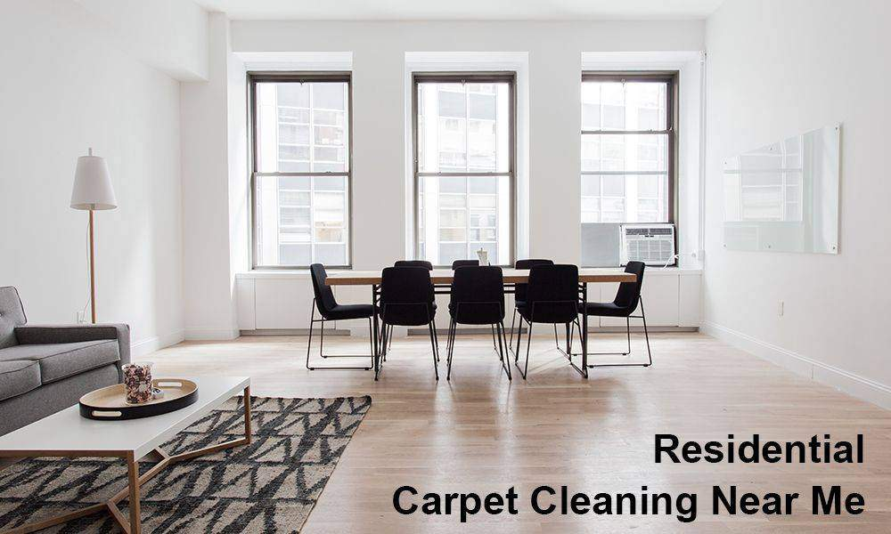 Ten Things You Must Know Before Trying Residential Carpet Cleaning Service