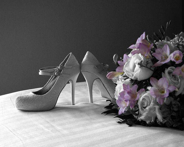 Different Types of Bridal Shoes You Should Consider Buying