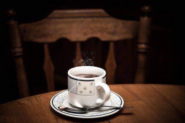Relaxing With Kratom Tea