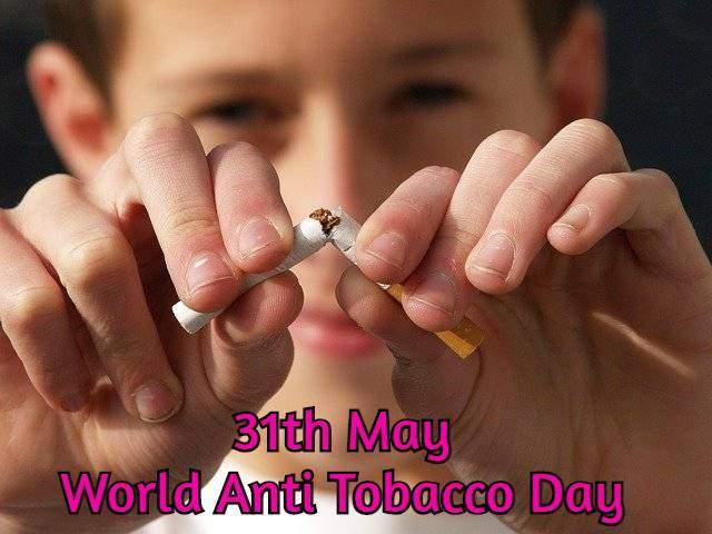 World Anti Tobacco Day,