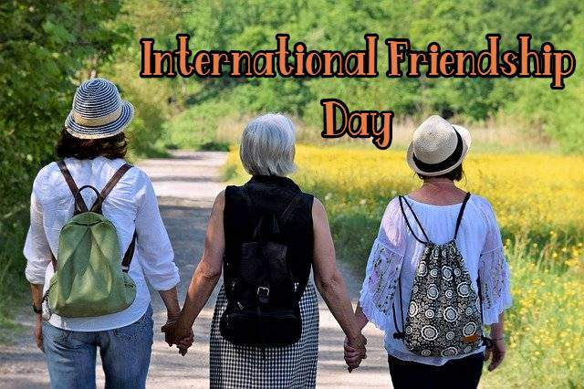 Celebrate Your Friendship On The International Friendship Day