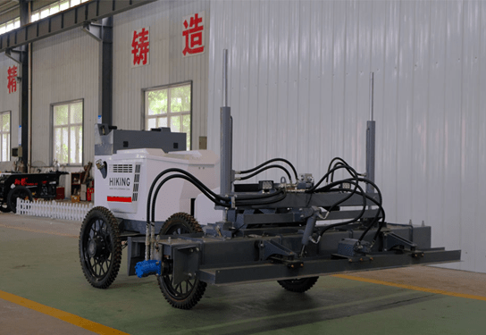Top 4 Technologically Advanced Concrete Flooring Machines