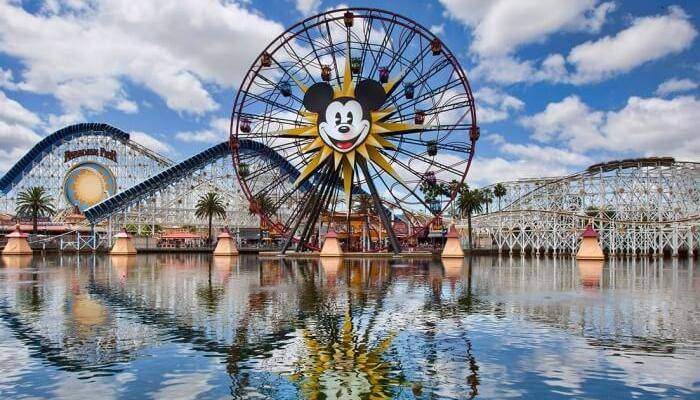 Theme Parks in Los Angeles