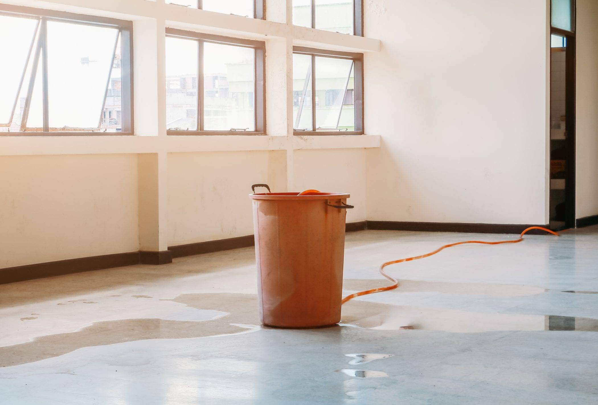 How to Clean Up Your Flooded Basement