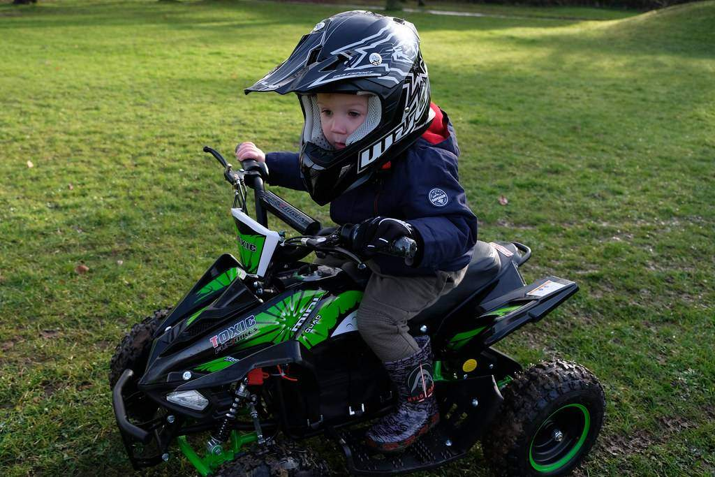 Yamaha Quads: Models That are Ideal for Kids