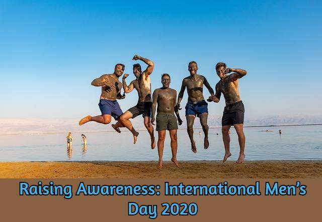 Raising Awareness: International Men's Day 2020