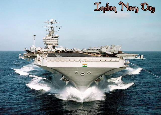 Indian Navy Day: Why it is Celebrated?