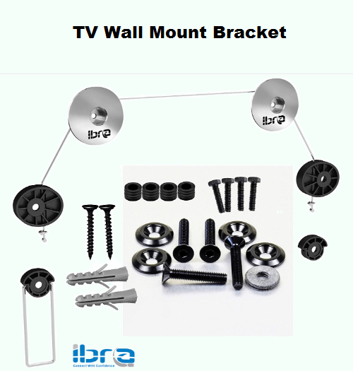 Things You Should Know Before You Buy The TV Wall Mount Brackets