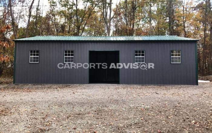 Why Business Owners Prefer To Invest In Commercial Metal Buildings?