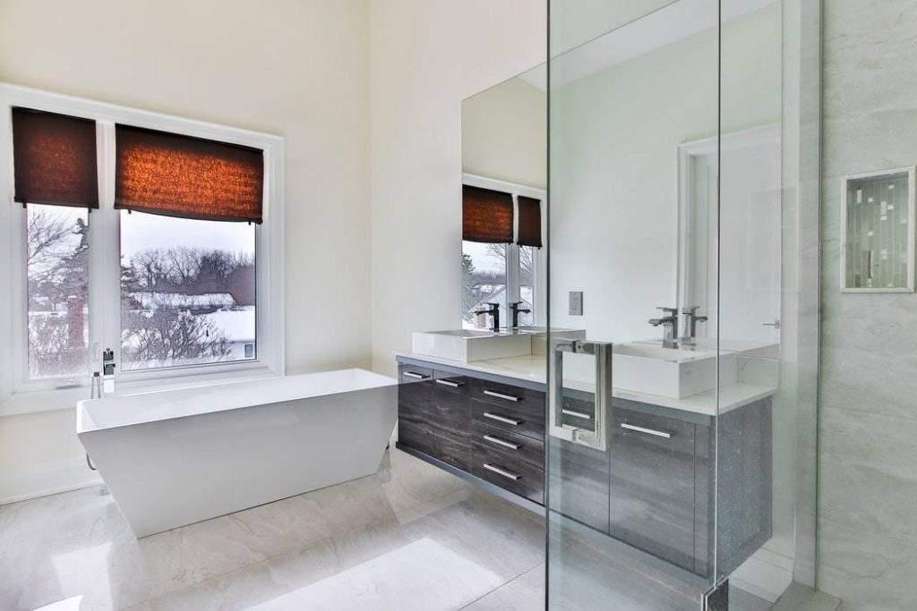 smart bathroom
