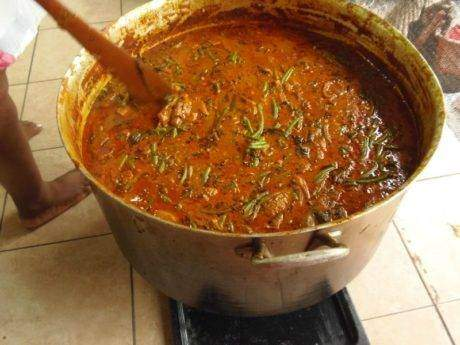 Bouillon d'awara : National Dish of French Guiana