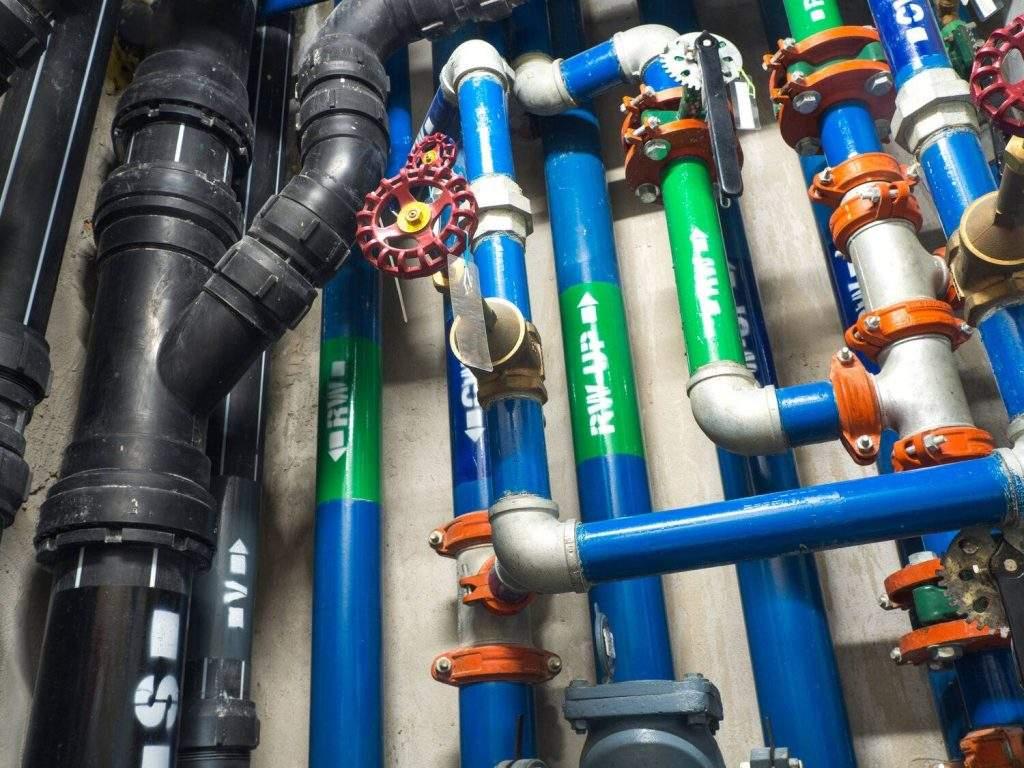 Plumbing technologies