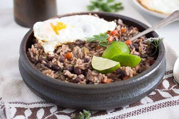 Gallo Pinto: National Dish of Nicaragua