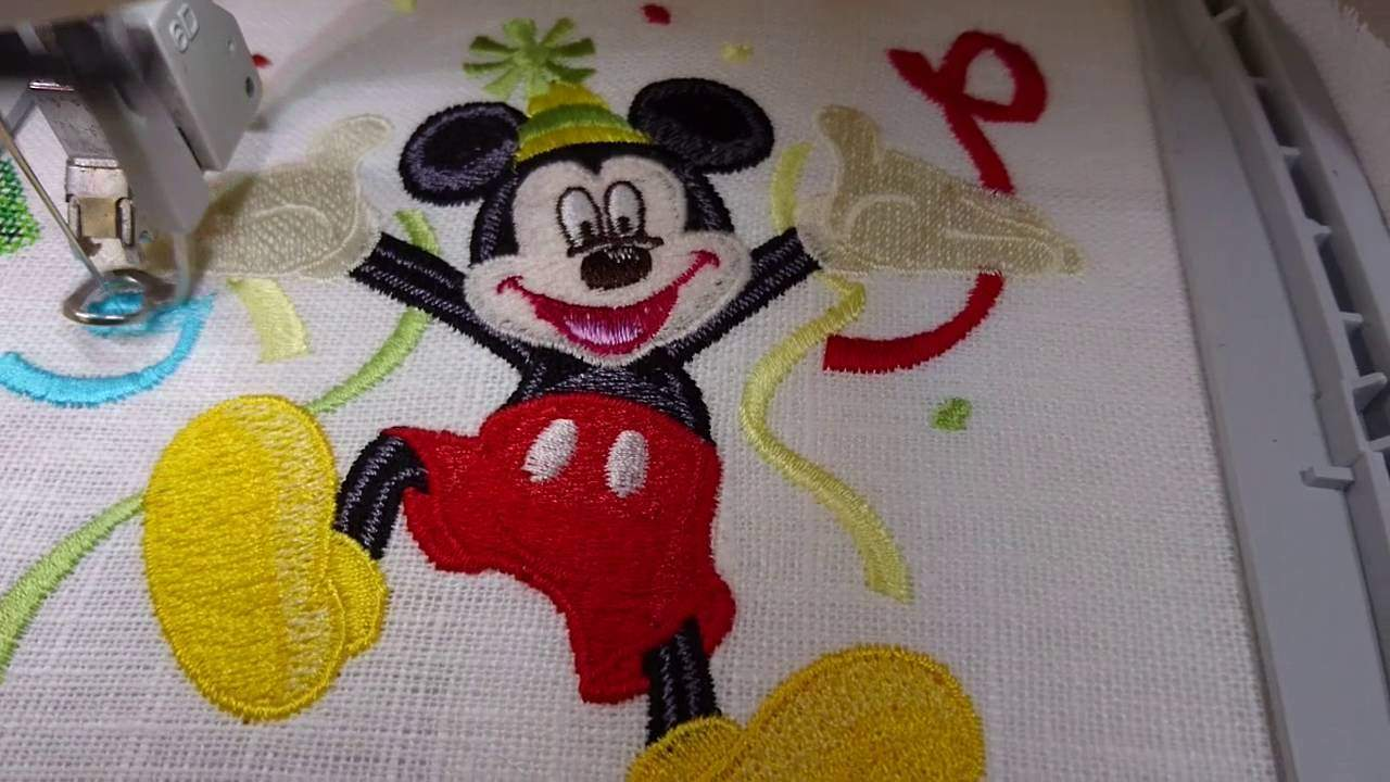 9 Top Machine Embroidery Design For Kids' Clothing