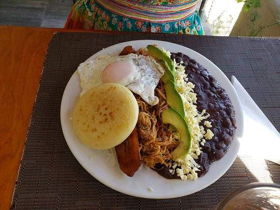 Pabellón Criollo: National Dish of Venezuela