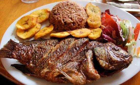 Plato Típico: National Dish of Honduras