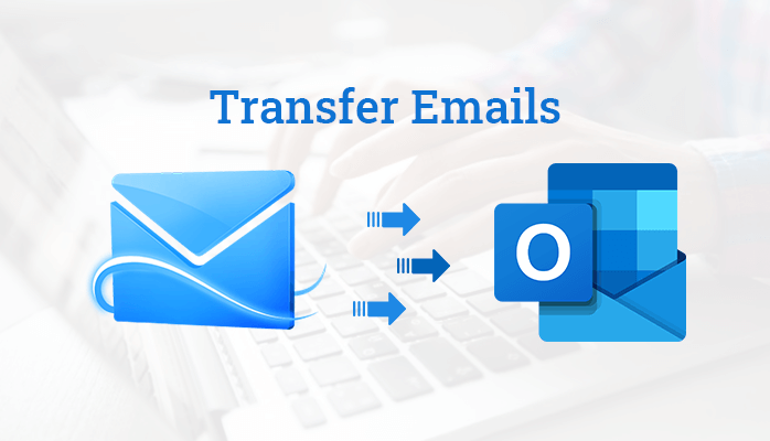 Transfer Emails from Hotmail to Outlook
