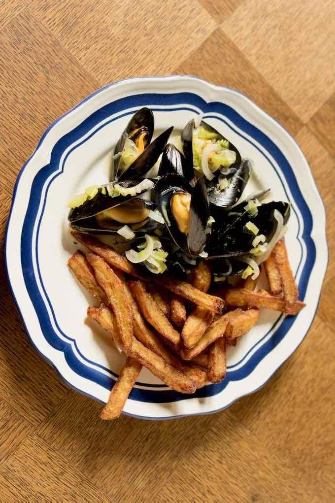 National Dish of Belgium