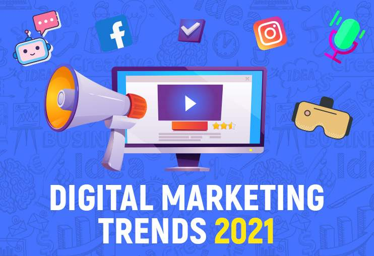 Top Digital Marketing Trends You Should Know for 2021