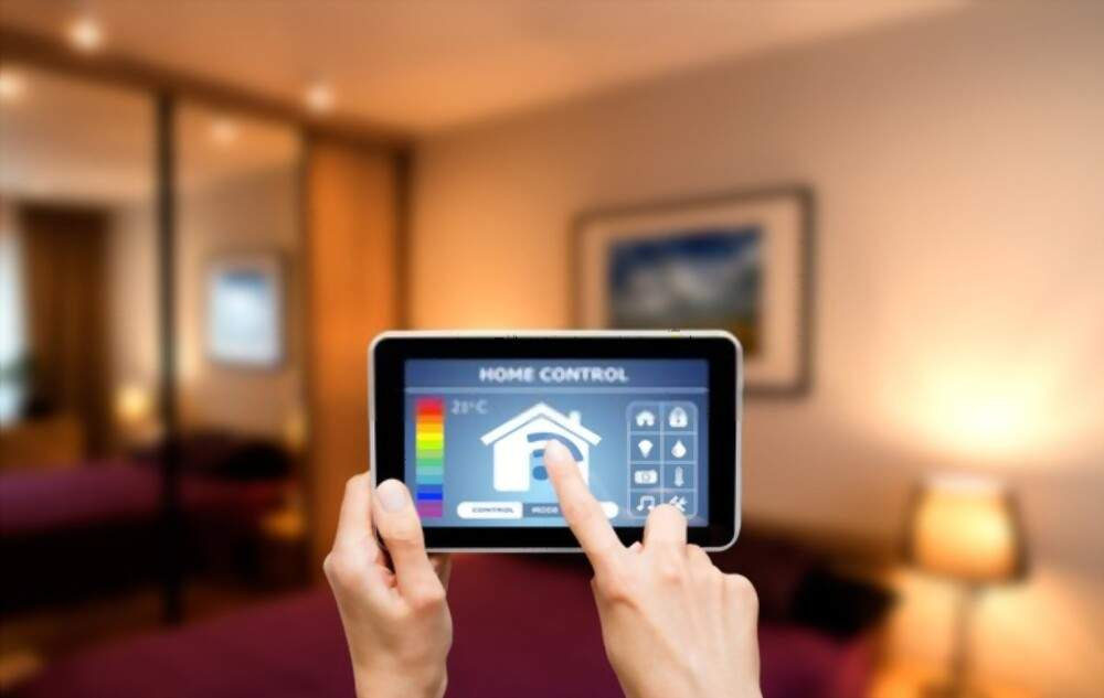 A Home Automation Company Brings You Complete Control At The Touch Of A Button