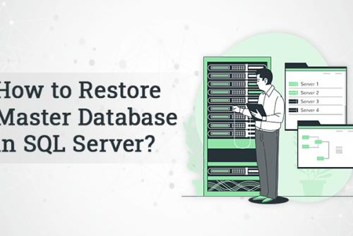 How to Restore Master Database in SQL Server?