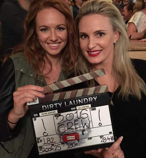 Behind the Scenes of Dirty Laundry