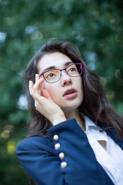 The Connecting Eye of Jiayi Liang