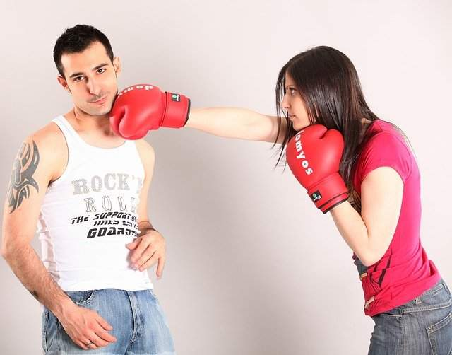 Different Strategies To Deal With An Angry Partner