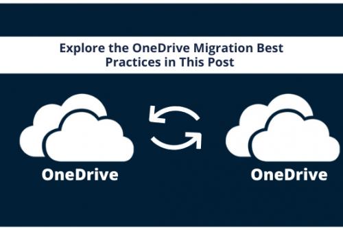Best Practices for OneDrive Migration Described Here