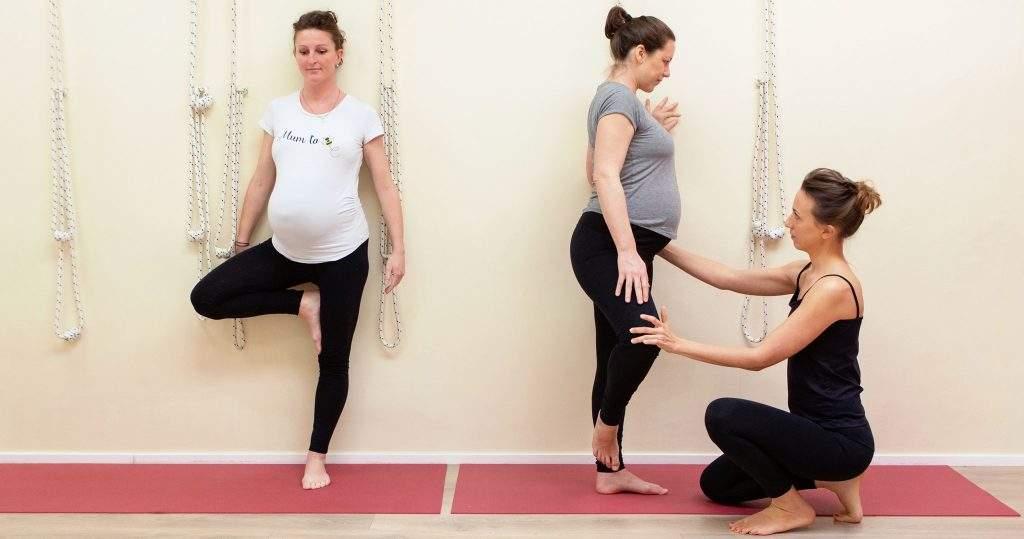 Prenatal Yoga Training