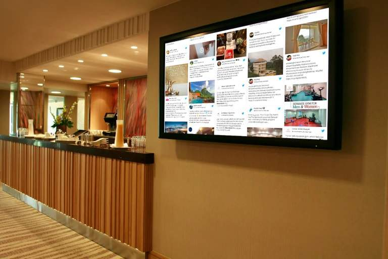 How To Use Digital Signage For The Hospitality Industry
