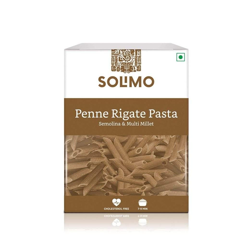 Solimo Penne Rigate Pasta