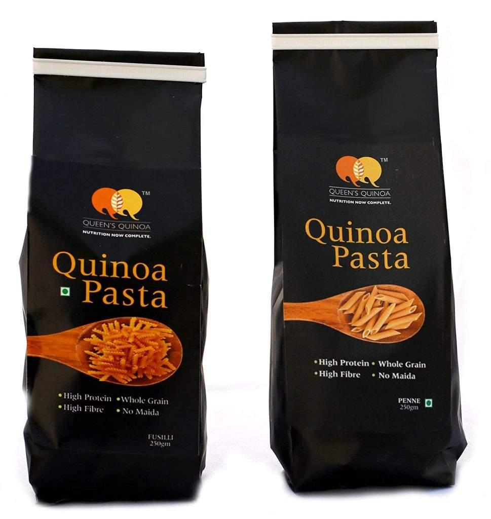 Queen's Quinoa Pasta