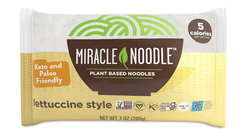 Miracle Noodle Plant Based Noodles