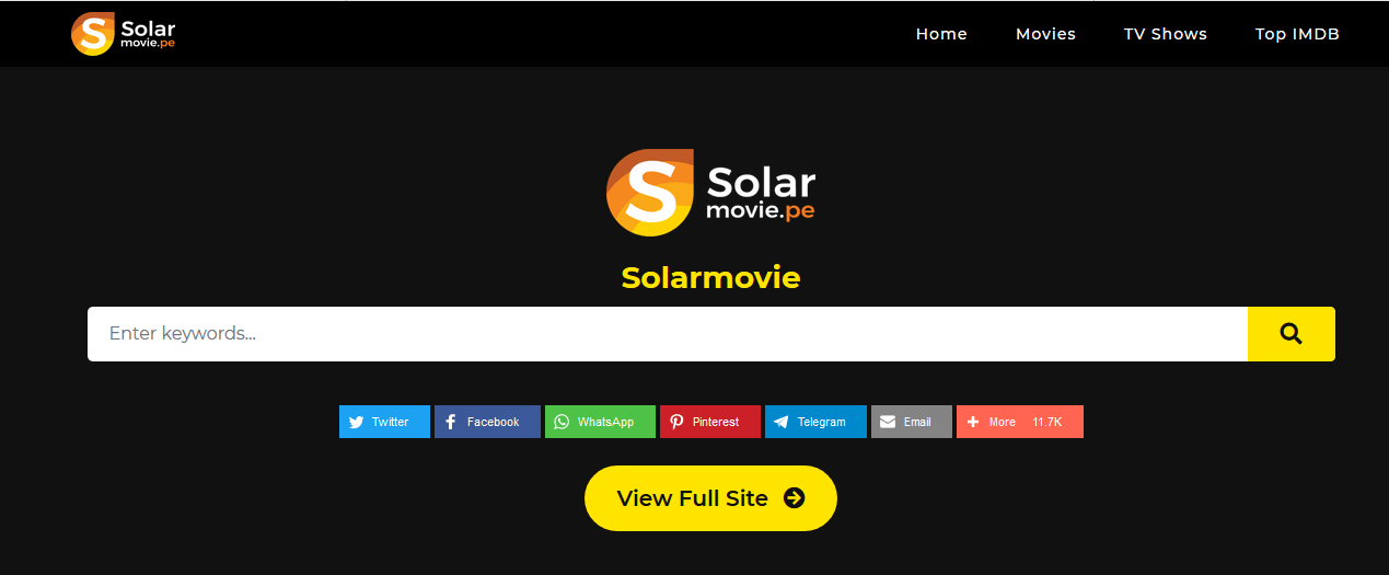 Top 10 Alternatives To SolarMovie For Free Online Movies