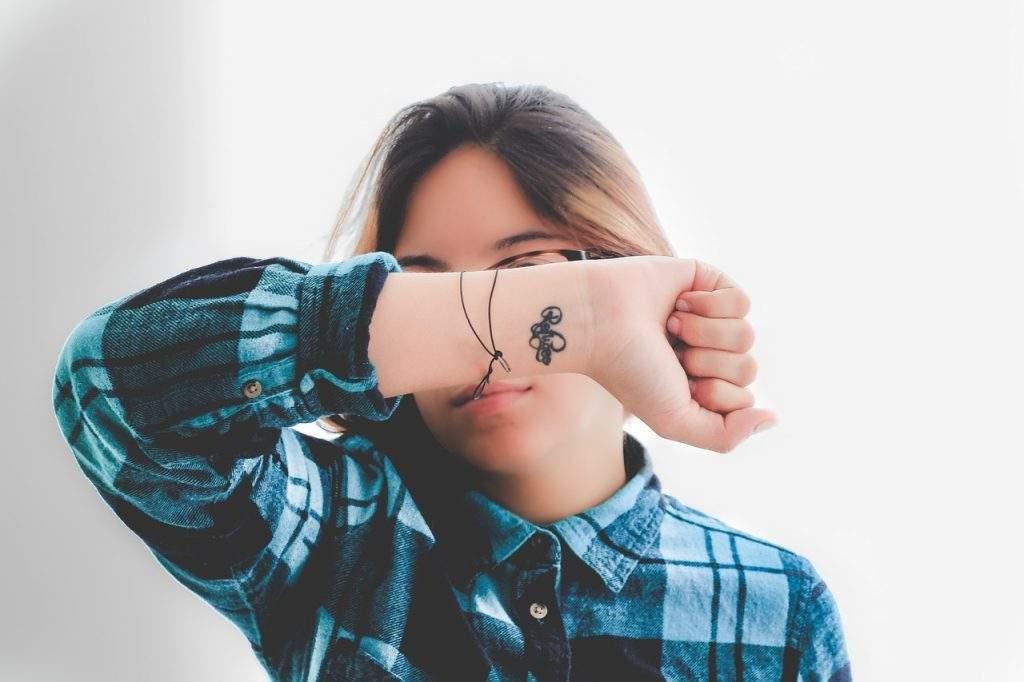 Wrist Area tattoo